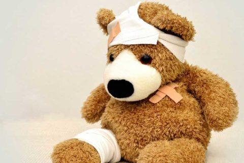Accident Band Aid Bandages